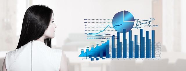 žena a statistiky